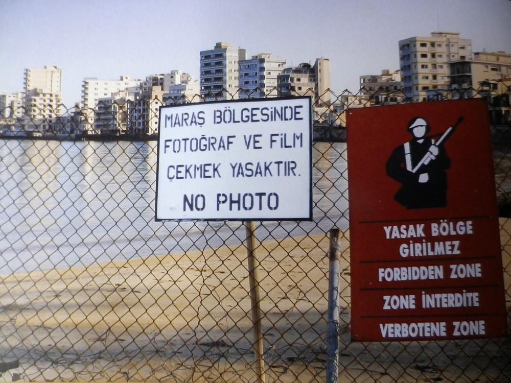 La ciudad prohibida de Varosha (Famagusta)
